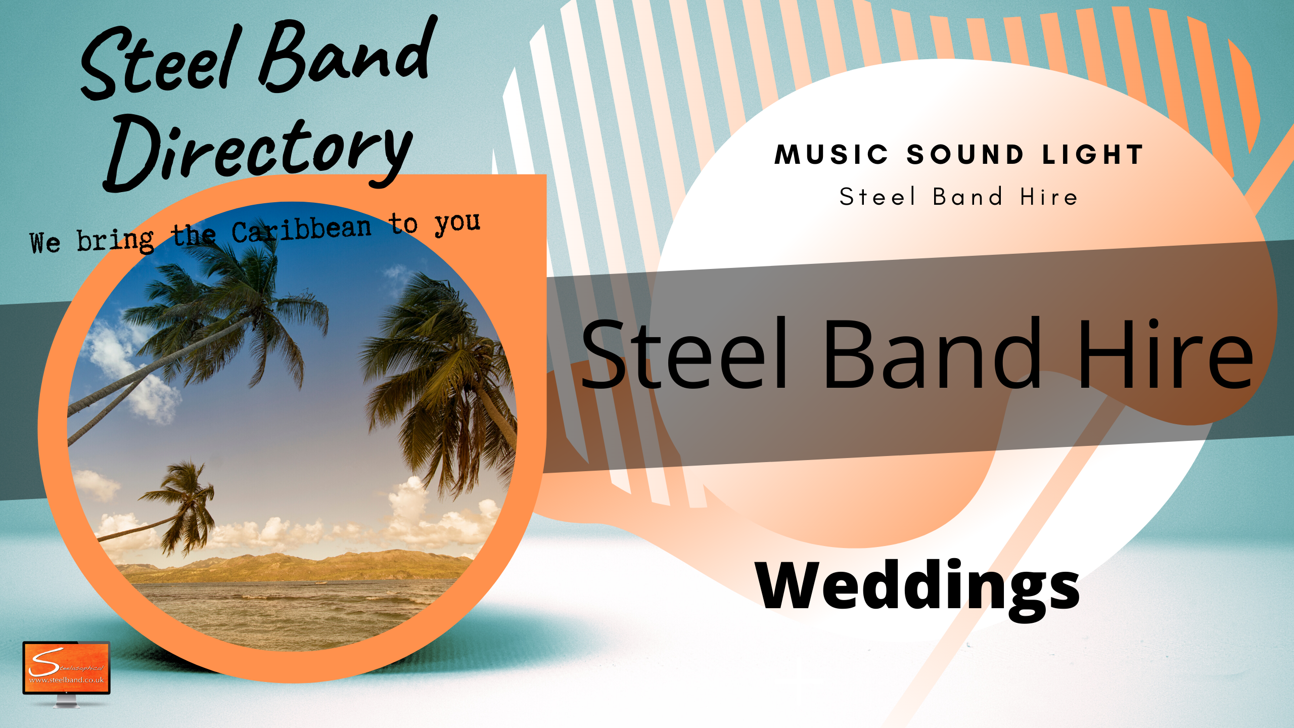 wedding steel band hire uk