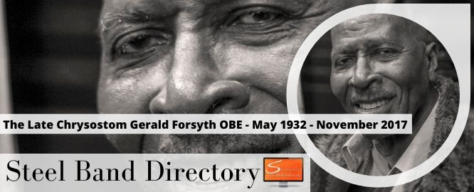 The Late Chrysostom Gerald Forsyth OBE - May 1932 - November 2017