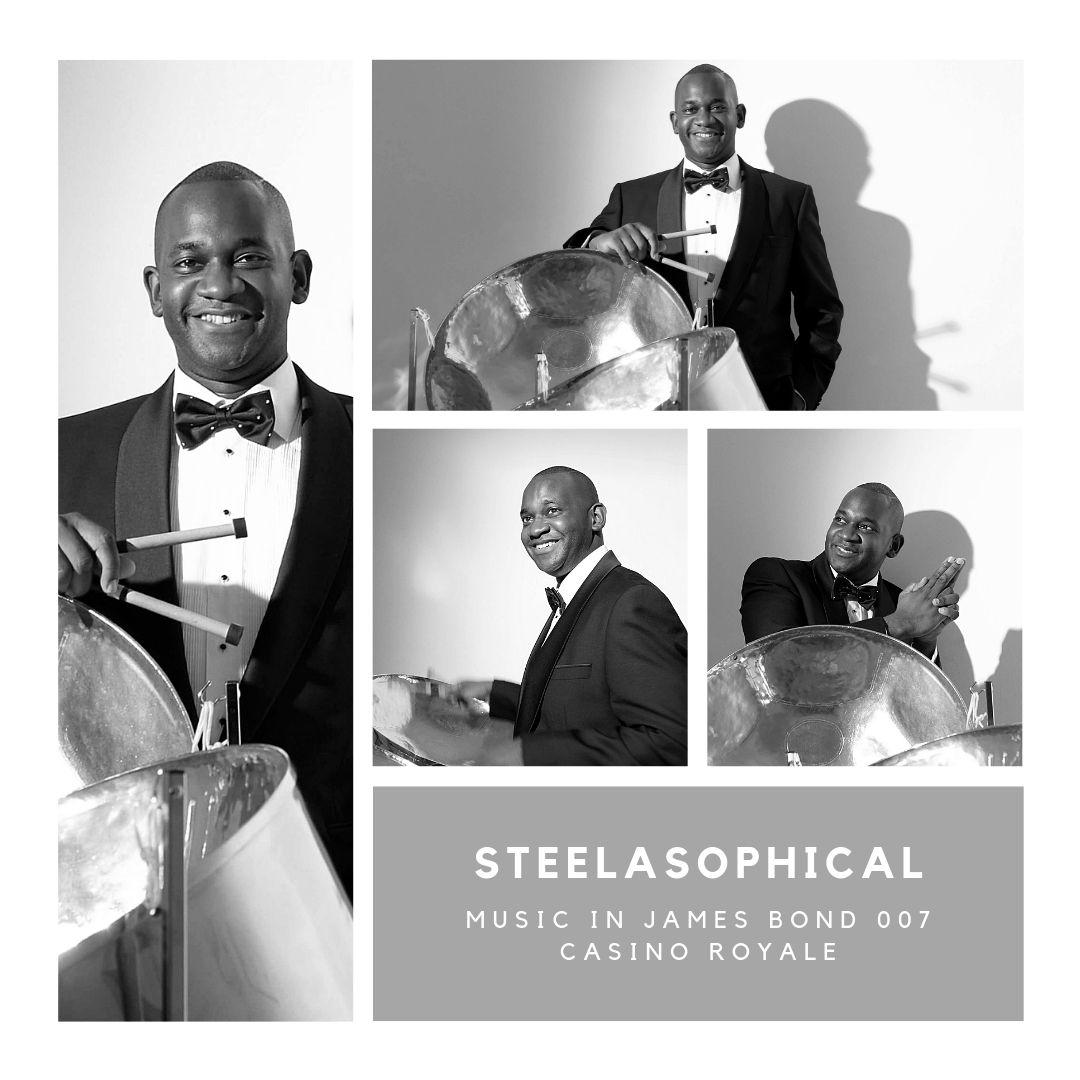 James Bond (3) Steelasophical Steel Band Dj
