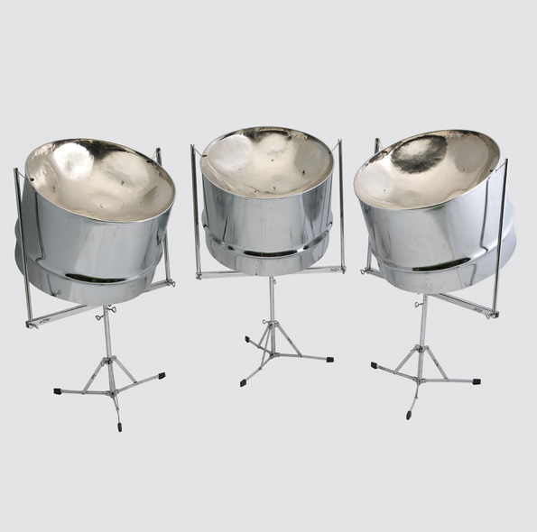 Tenor Pan Steeldrum double 2nd r4t