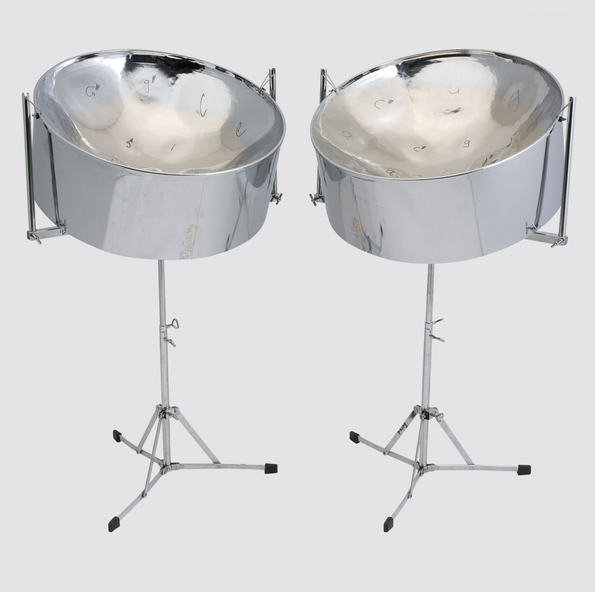 Tenor Pan Steeldrum double 2nd